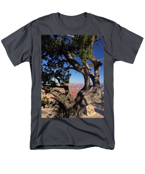 Grand Canyon No. 6 Men's T-Shirt  (Regular Fit) by Sandy Taylor