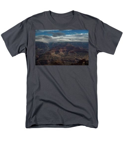 Grand Canyon Men's T-Shirt  (Regular Fit) by Phil Abrams