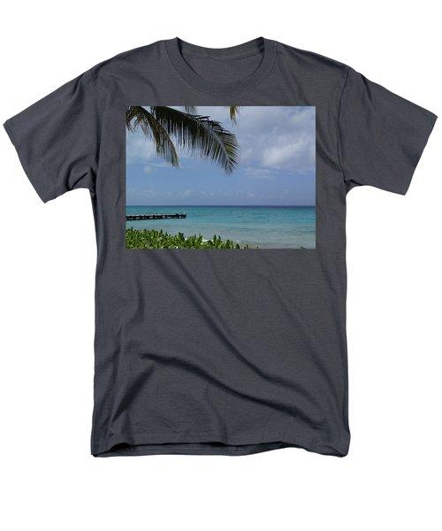 Grand Turk Men's T-Shirt  (Regular Fit)