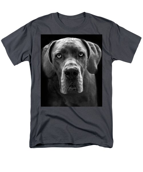 Great Dane  Men's T-Shirt  (Regular Fit) by Alex Galkin