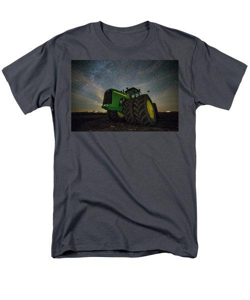 Men's T-Shirt  (Regular Fit) featuring the photograph Green Machine  by Aaron J Groen