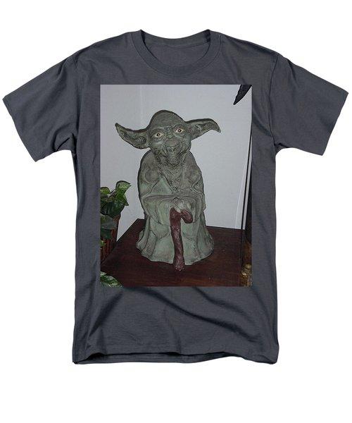 Green Man Men's T-Shirt  (Regular Fit) by Val Oconnor