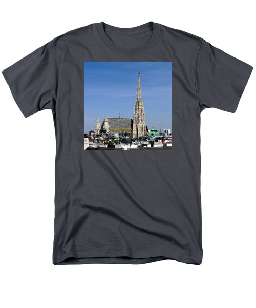 Greetings From Vienna Men's T-Shirt  (Regular Fit)