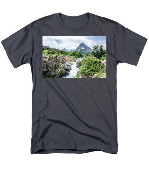 Grinnell Point Men's T-Shirt  (Regular Fit)