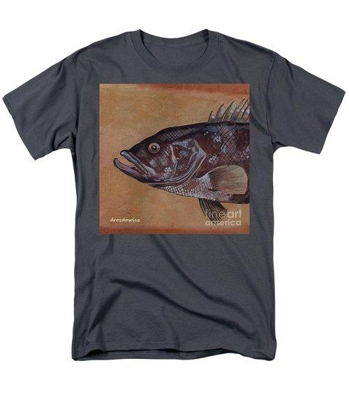 Grouper Men's T-Shirt  (Regular Fit)