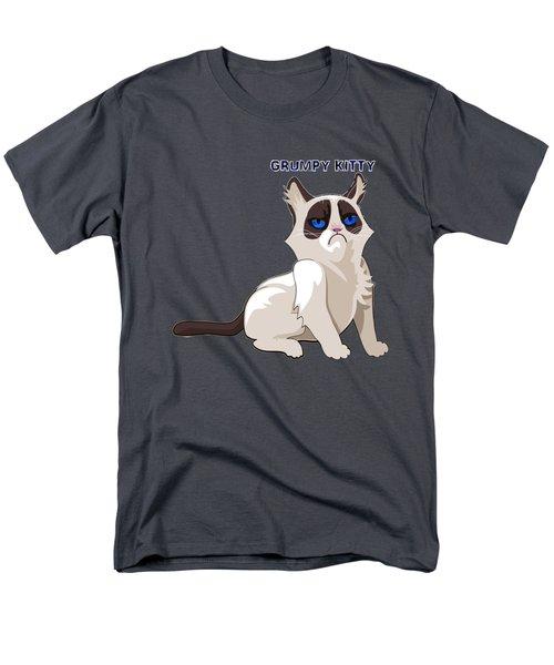 Grumpy Cat Men's T-Shirt  (Regular Fit) by EricaMaxine  Price