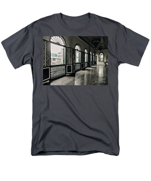 Hallway Men's T-Shirt  (Regular Fit) by Charuhas Images