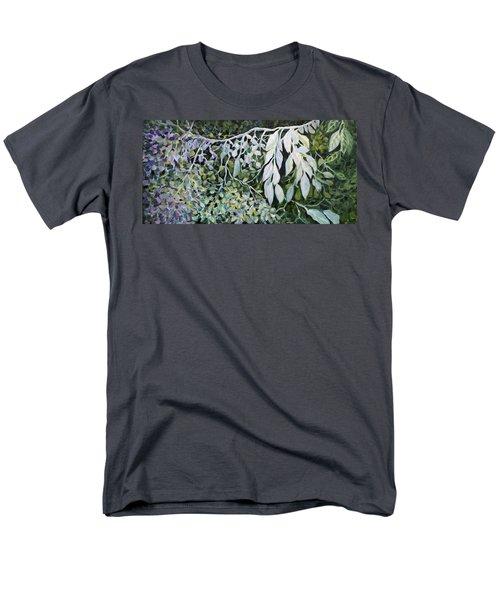 Silver Spendor Men's T-Shirt  (Regular Fit) by Joanne Smoley