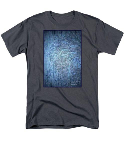 Hanging In Blue Men's T-Shirt  (Regular Fit) by Pamela Blizzard