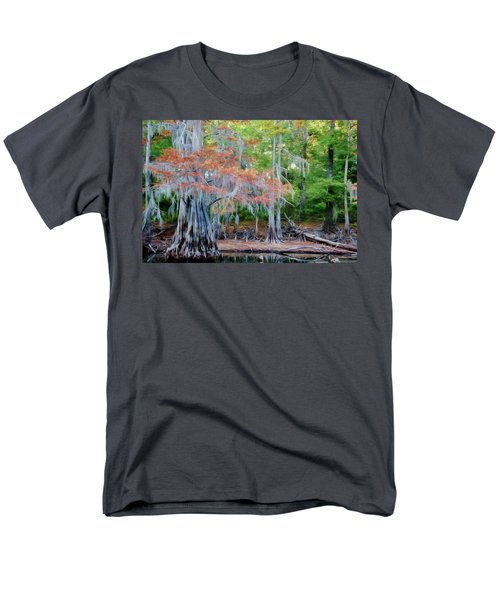 Hanging Rust Men's T-Shirt  (Regular Fit) by Lana Trussell