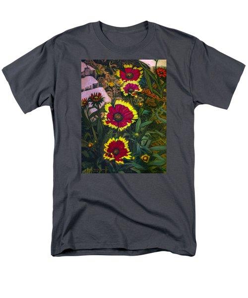 Happy Faces Men's T-Shirt  (Regular Fit) by Ron Richard Baviello
