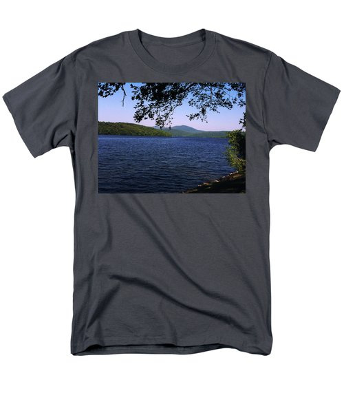 Harriman Men's T-Shirt  (Regular Fit) by GJ Blackman
