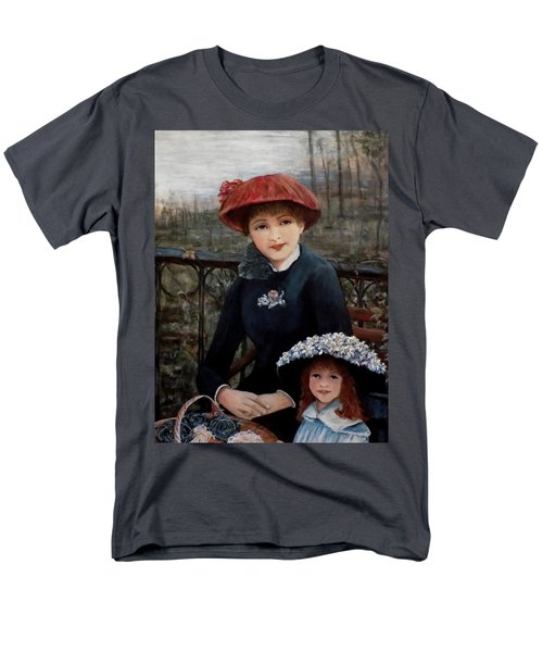 Hat Sense Men's T-Shirt  (Regular Fit) by Judy Kirouac