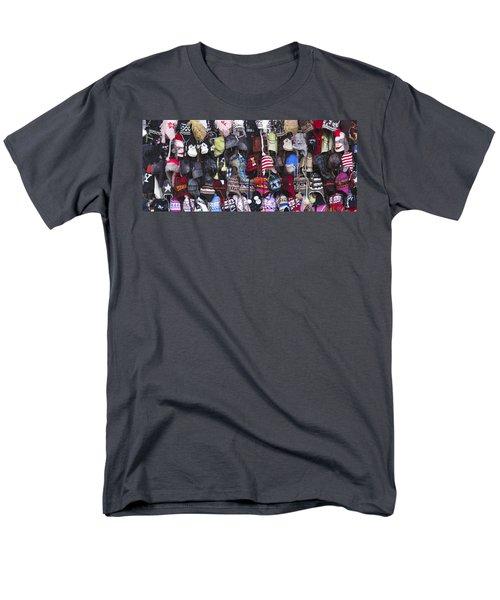 Hats Men's T-Shirt  (Regular Fit) by Henri Irizarri