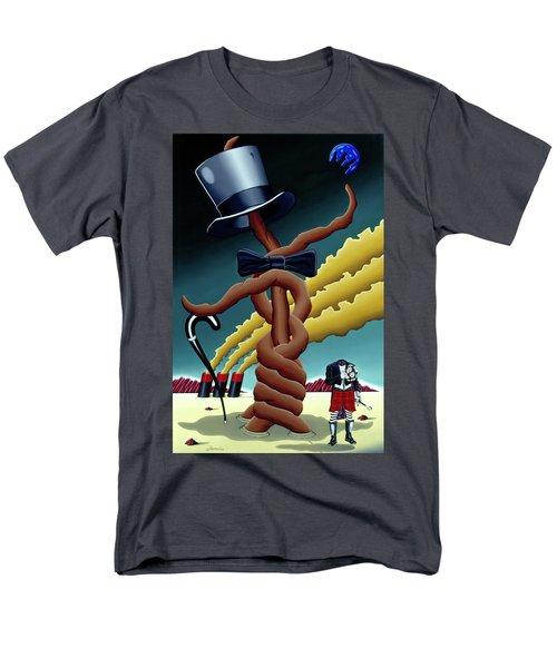 Hats Off Men's T-Shirt  (Regular Fit)