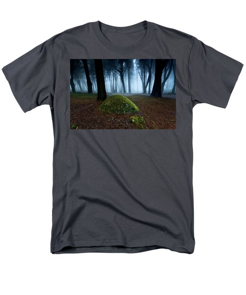 Men's T-Shirt  (Regular Fit) featuring the photograph Haunting by Jorge Maia