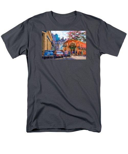 Havana In Bloom Men's T-Shirt  (Regular Fit) by Les Palenik