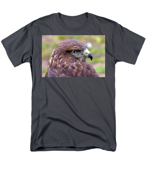 Hawks Eye View Men's T-Shirt  (Regular Fit)