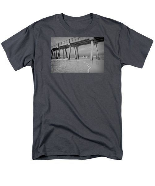 Men's T-Shirt  (Regular Fit) featuring the photograph Headed Out by Renee Hardison
