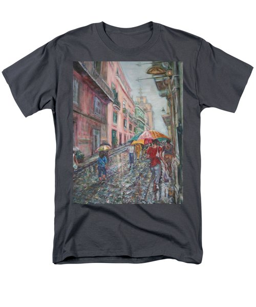 Heading Home In Havava Men's T-Shirt  (Regular Fit) by Quin Sweetman