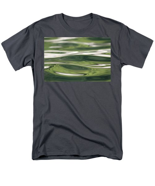 Men's T-Shirt  (Regular Fit) featuring the photograph Healing Waters by Cathie Douglas