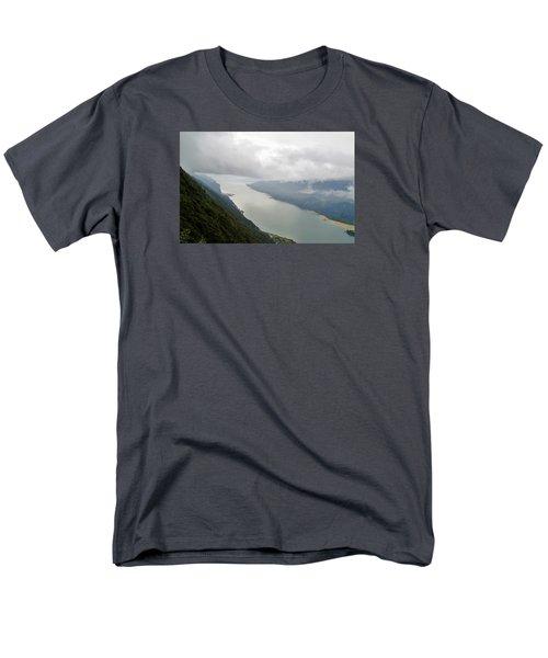 Heavens Door Men's T-Shirt  (Regular Fit) by Martin Cline