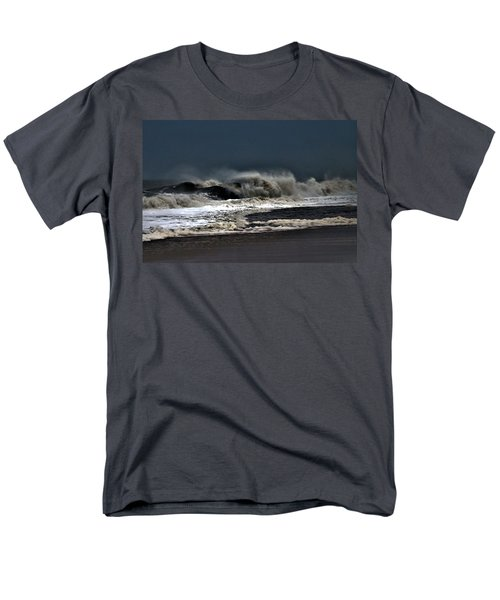 Stormy Surf Men's T-Shirt  (Regular Fit)