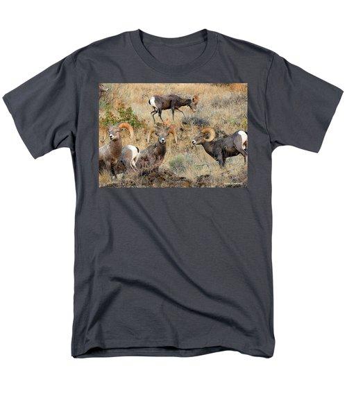 Hierarchy Men's T-Shirt  (Regular Fit) by Steve Warnstaff