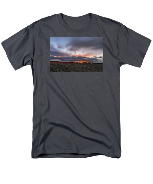 High Desert Twilights Men's T-Shirt  (Regular Fit) by Ryan Manuel