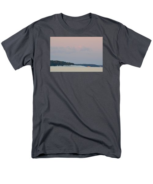 Men's T-Shirt  (Regular Fit) featuring the photograph High Speed Boat  by Lyle Crump