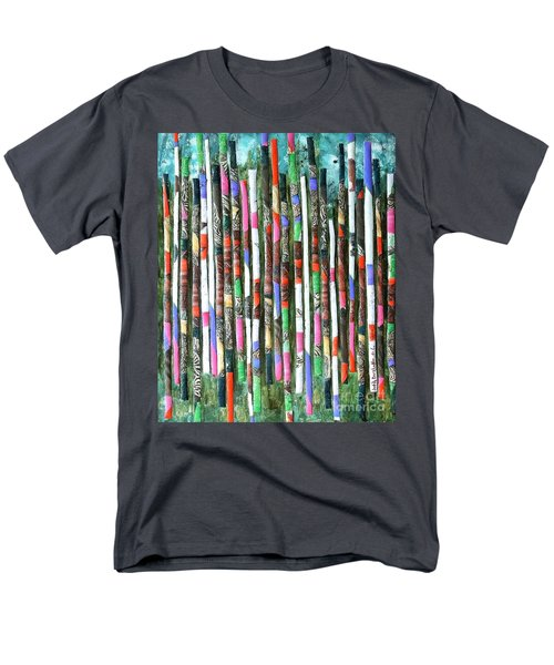 Hint Of Tiger - Sold Men's T-Shirt  (Regular Fit) by Judith Espinoza