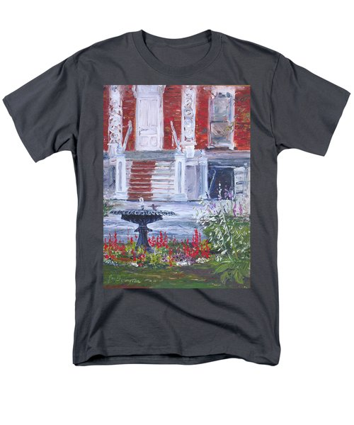 Historical Society Garden Men's T-Shirt  (Regular Fit)
