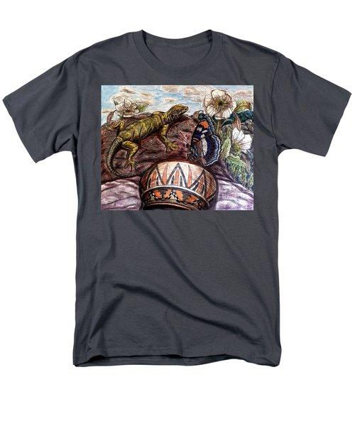 Hmm...dinnertime? Men's T-Shirt  (Regular Fit) by Kim Jones