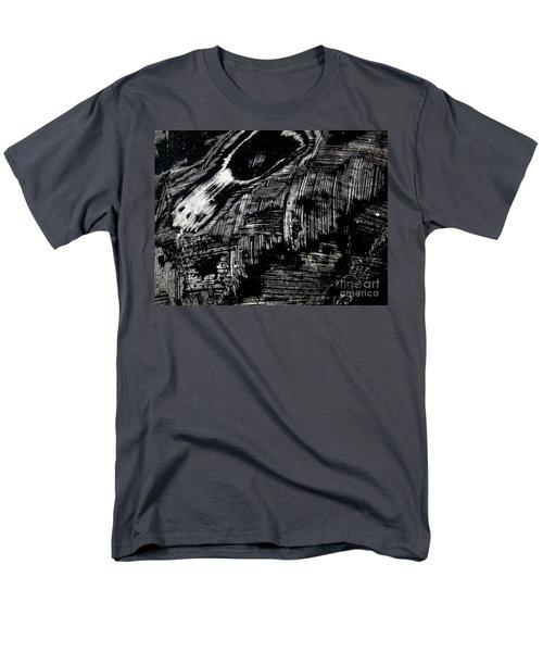 Hog Fish Two Men's T-Shirt  (Regular Fit) by Expressionistart studio Priscilla Batzell