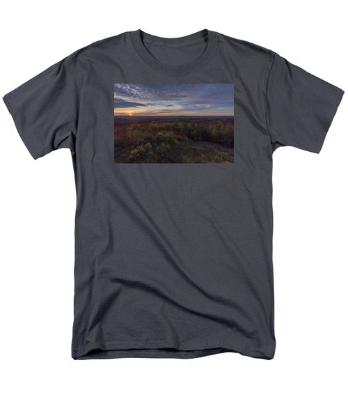 Hogback Morning Men's T-Shirt  (Regular Fit) by Tom Singleton