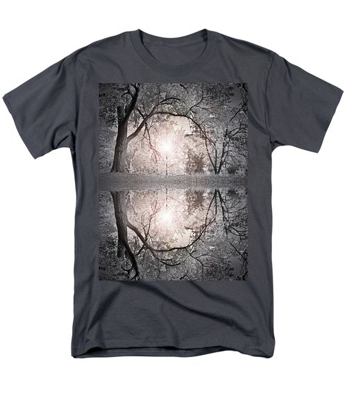 Men's T-Shirt  (Regular Fit) featuring the photograph Hold Me In This Pale Light by Tara Turner