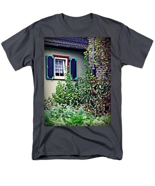 Home And Garden Schierstein 8   Men's T-Shirt  (Regular Fit) by Sarah Loft