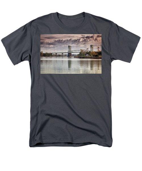 Cape Fear Crossing Men's T-Shirt  (Regular Fit) by Phil Mancuso