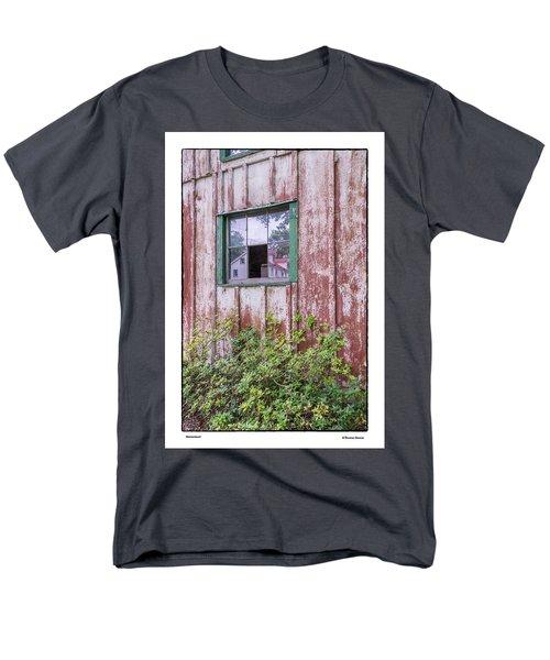 Homestead Men's T-Shirt  (Regular Fit) by R Thomas Berner