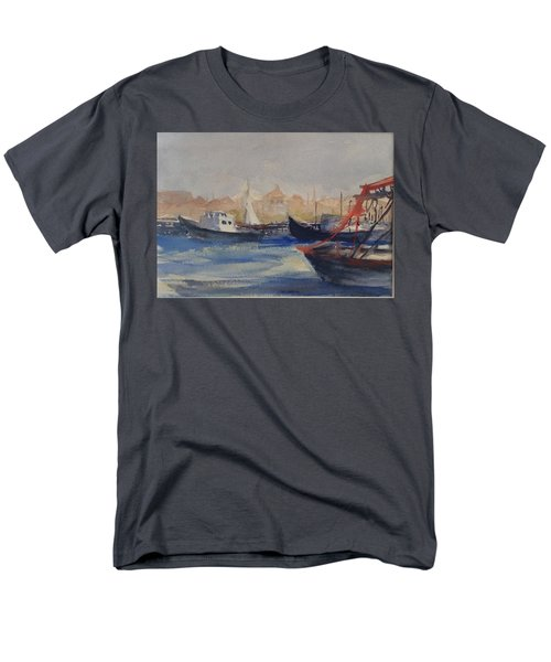 Homeward Bound Men's T-Shirt  (Regular Fit) by Heidi Patricio-Nadon