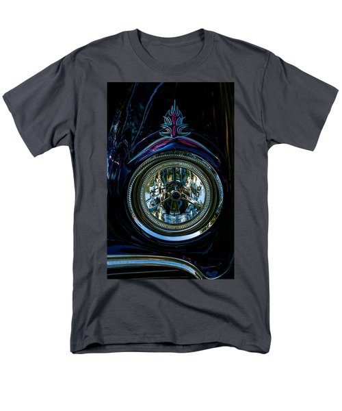 Men's T-Shirt  (Regular Fit) featuring the photograph Hood Wink 55 Lincoln by Trey Foerster