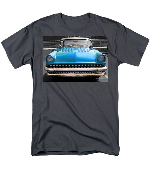Hotrod  Men's T-Shirt  (Regular Fit) by Raymond Earley