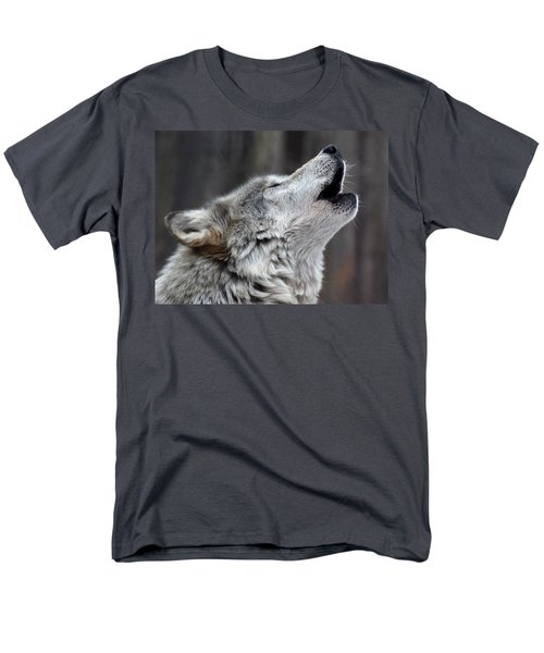 Howl Men's T-Shirt  (Regular Fit) by Richard Bryce and Family