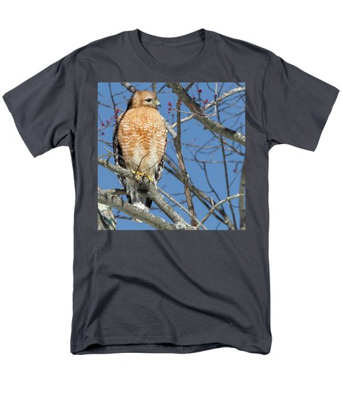 Men's T-Shirt  (Regular Fit) featuring the photograph Hunter Square by Bill Wakeley