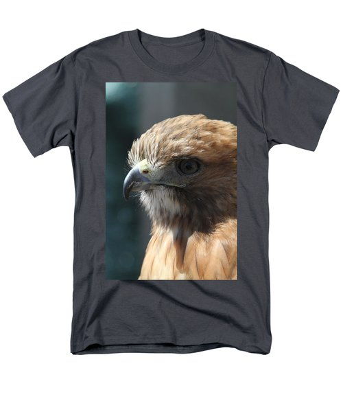 Men's T-Shirt  (Regular Fit) featuring the photograph Hunter's Spirit by Laddie Halupa
