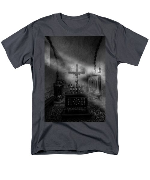 Men's T-Shirt  (Regular Fit) featuring the photograph I Am The Light Of The World by David Morefield