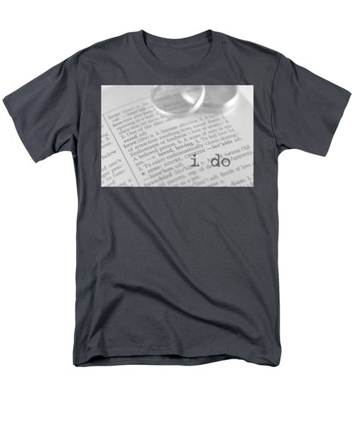 I Do Men's T-Shirt  (Regular Fit) by Bobby Villapando