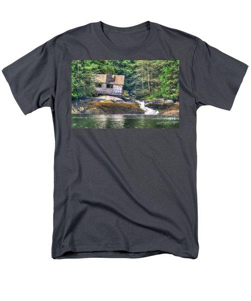 Ice Cream For Sale Men's T-Shirt  (Regular Fit) by Myrna Bradshaw