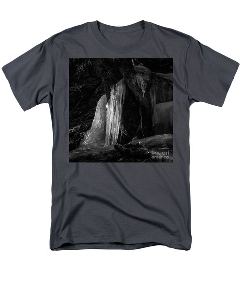 Icicle Of The Forest Men's T-Shirt  (Regular Fit) by Tatsuya Atarashi