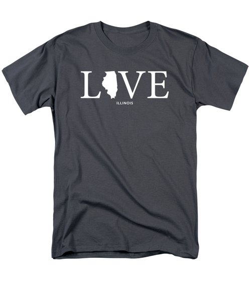 Il Love Men's T-Shirt  (Regular Fit) by Nancy Ingersoll